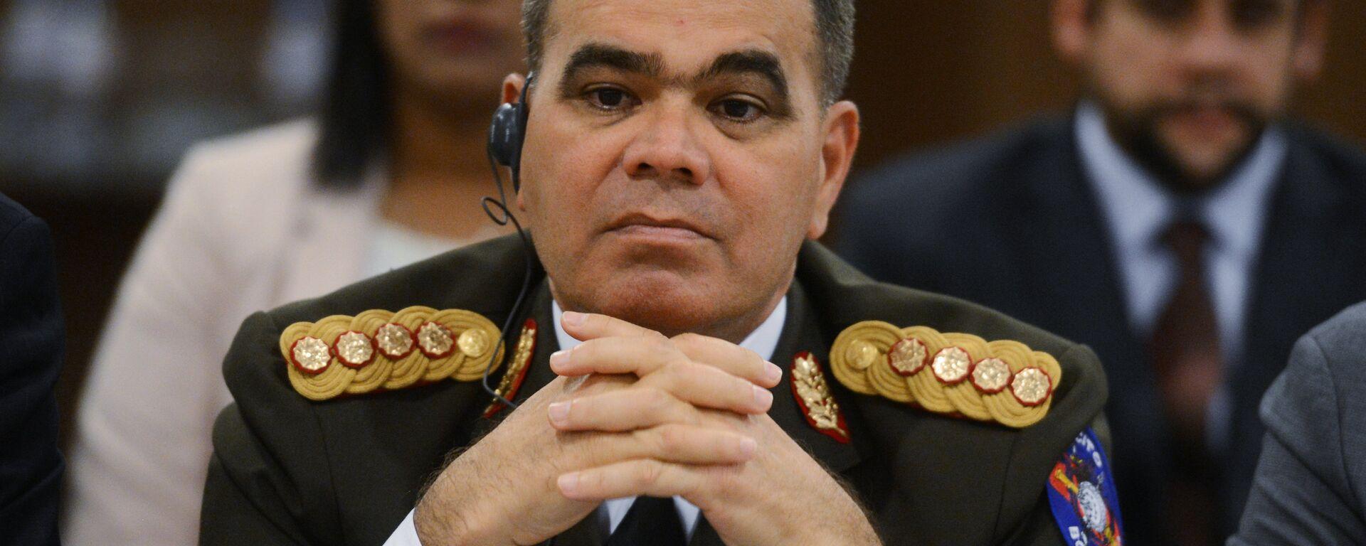 Vladimir Padrino López, ministro de Defensa de Venezuela - Sputnik Mundo, 1920, 25.05.2021