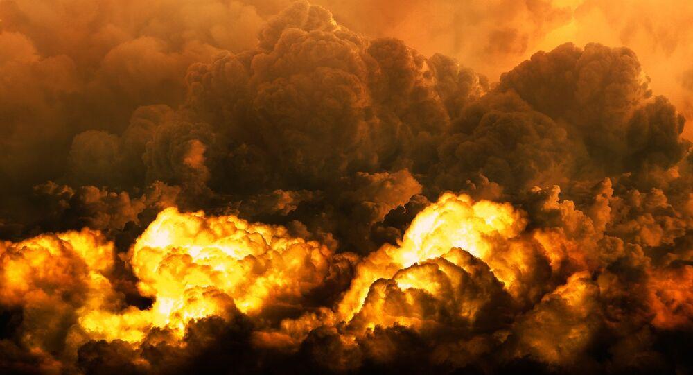 llamas de fuego (imagen referencial)