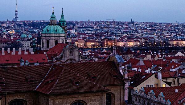 Praga, capital de la República Checa - Sputnik Mundo