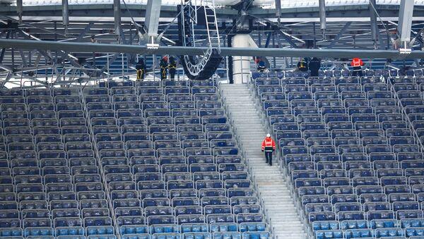 El estadio Volgograd Arena - Sputnik Mundo