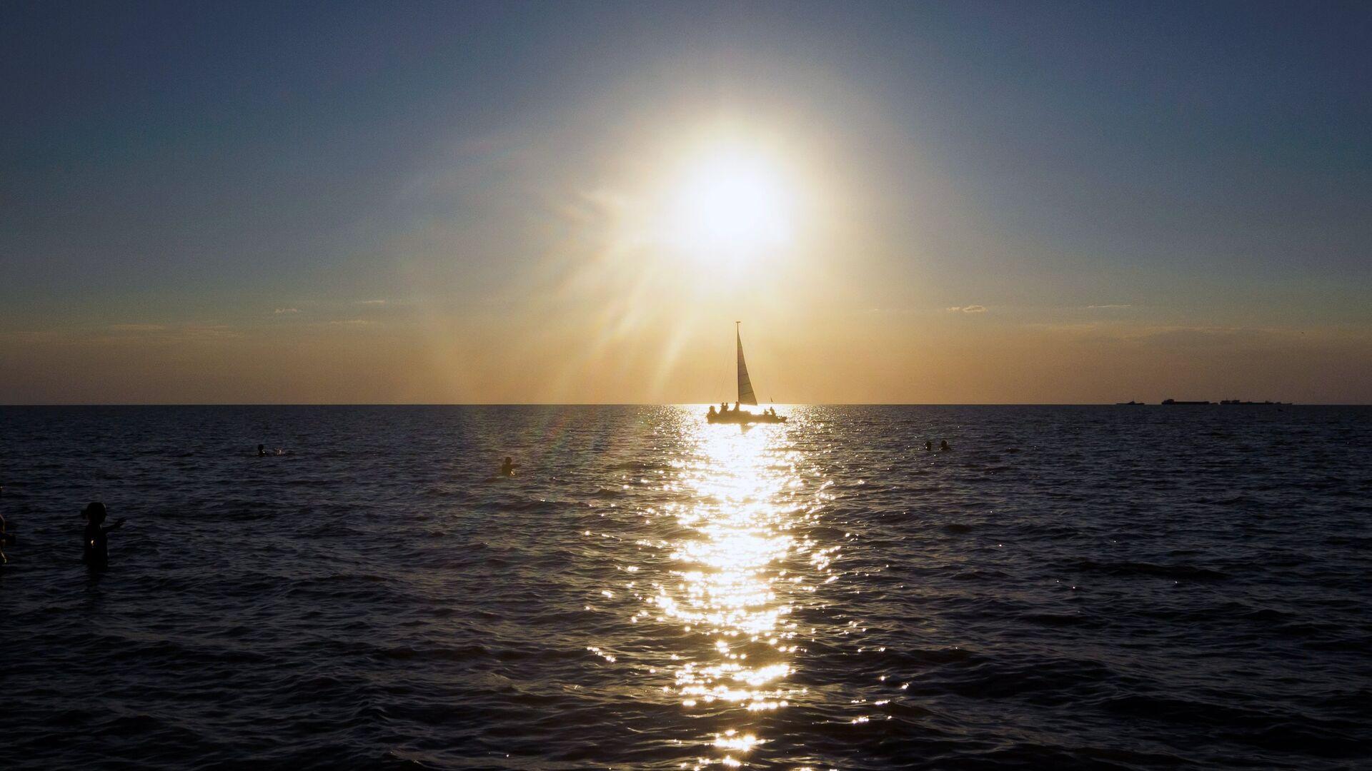 El mar de Azov (archivo) - Sputnik Mundo, 1920, 04.05.2021