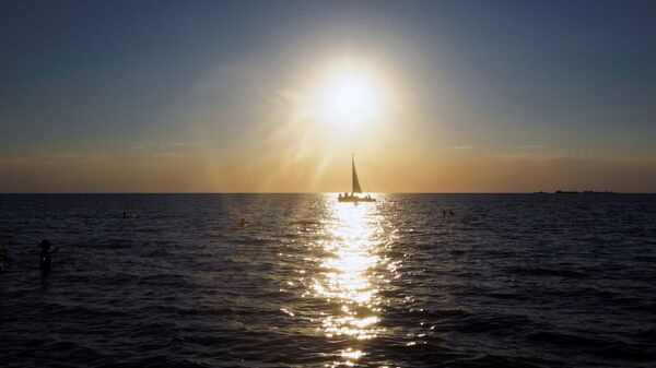 El mar de Azov (archivo) - Sputnik Mundo