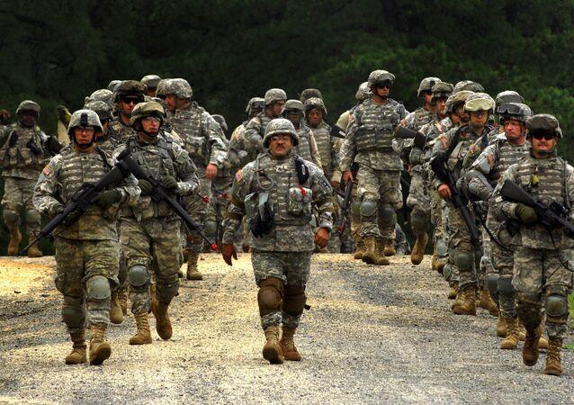 La Guardia Nacional de EEUU