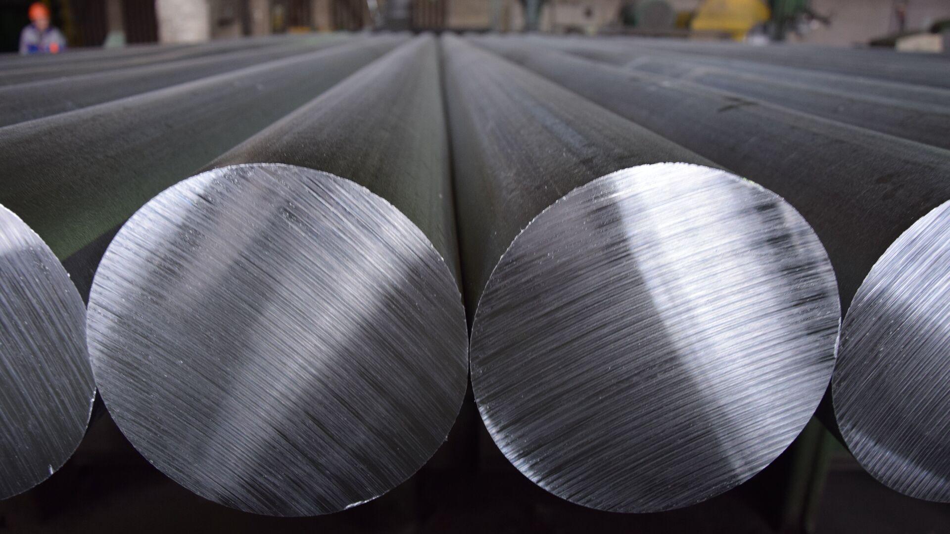 Aluminio (imagen referencial) - Sputnik Mundo, 1920, 07.09.2021