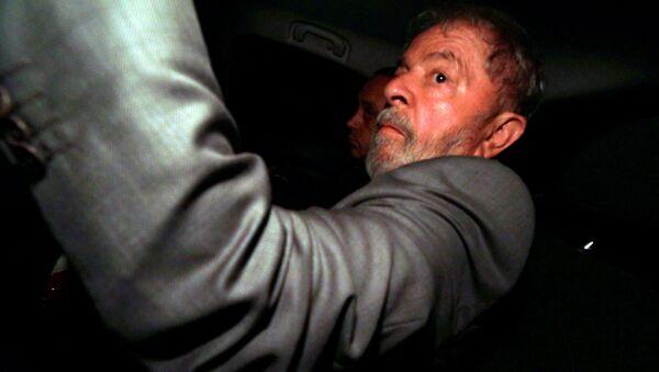 El expresidente de Brasil, Luiz Inácio Lula da Silva - Sputnik Mundo