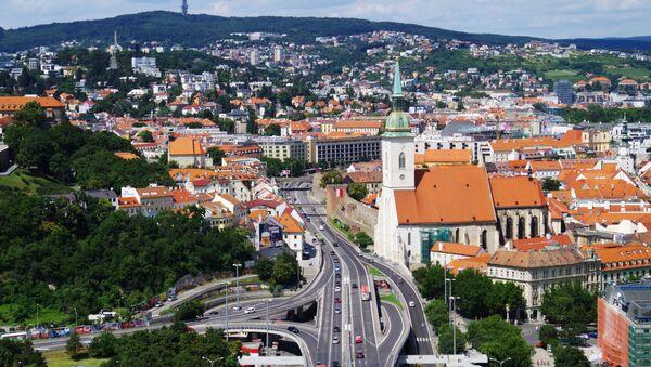 Bratislava, capital de Eslovaquia - Sputnik Mundo