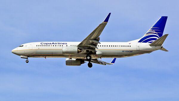 Un avión de Copa Airlines (imagen referencial) - Sputnik Mundo