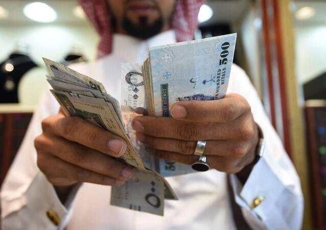 Riyales saudíes