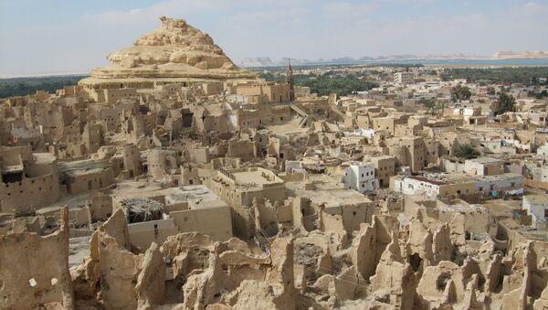 El oasis de Siwa, en Egipto - Sputnik Mundo