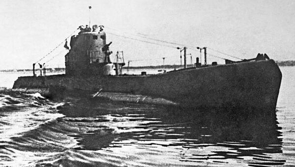 Un submarino de la clase Schuka (archivo) - Sputnik Mundo