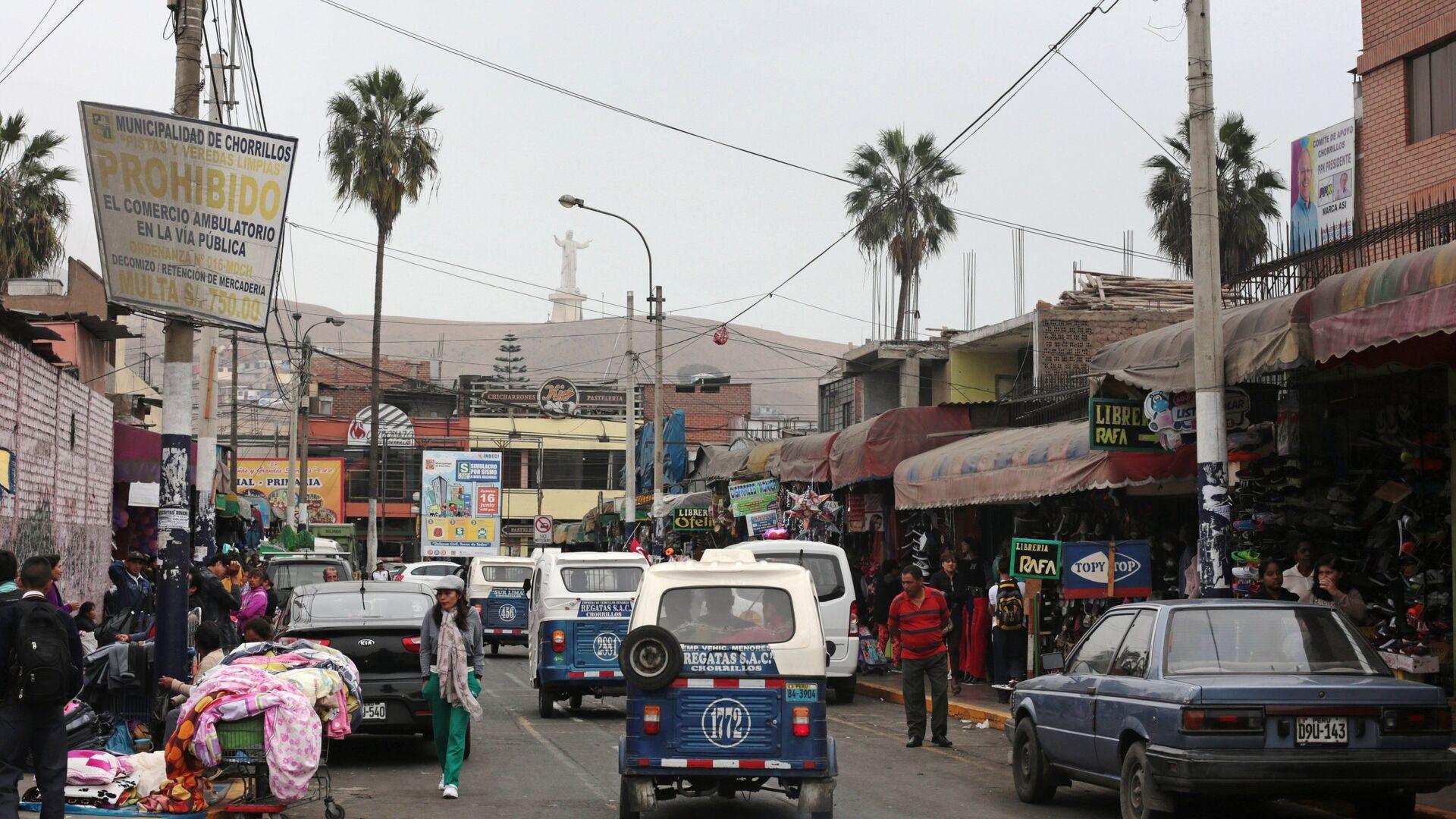 Lima, la capital de Perú - Sputnik Mundo, 1920, 03.05.2021