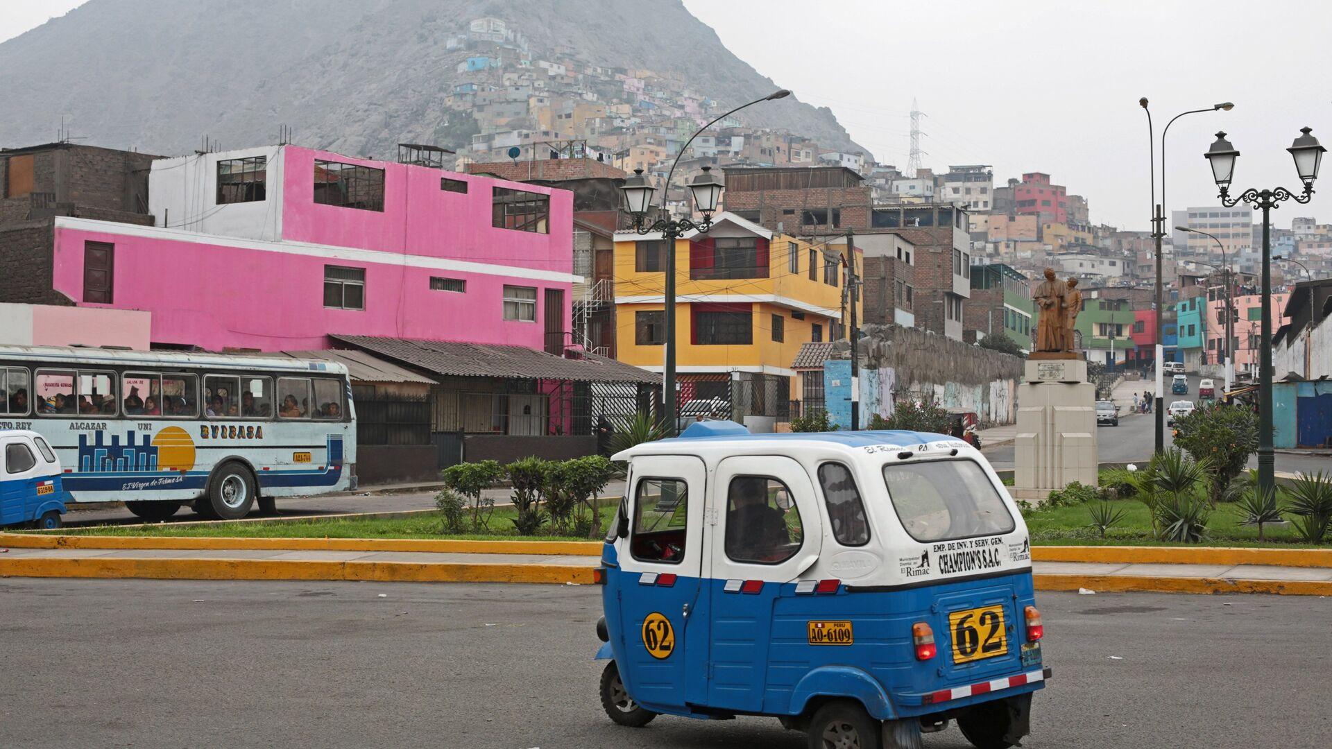 Lima, la capital de Perú - Sputnik Mundo, 1920, 15.03.2021