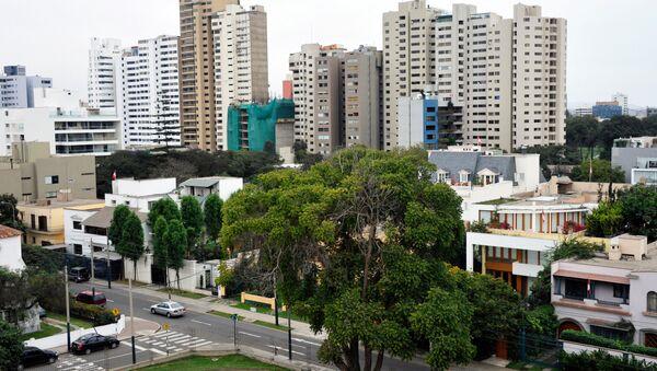 Lima, la capital de Perú - Sputnik Mundo