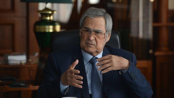 Amán Tuléev, exgobernador de Kémerovo - Sputnik Mundo