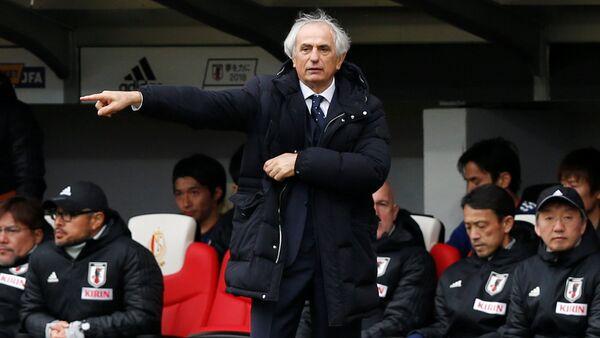Vahid Halilhodzic, exdirector técnico de la selección de fútbol de Japón - Sputnik Mundo