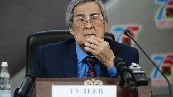 Amán Tuléev, exgobernador de la provincia siberiana de Kémerovo - Sputnik Mundo