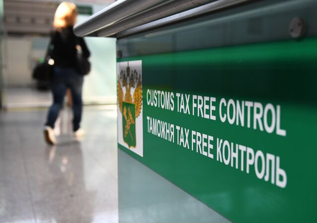 La introducción del proyecto de la la devolución del IVA en el aeropuerto de Sochi, Rusia