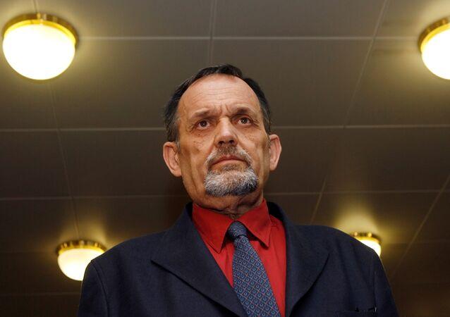 Gerd Honsik, negador austriaco de Holocausto