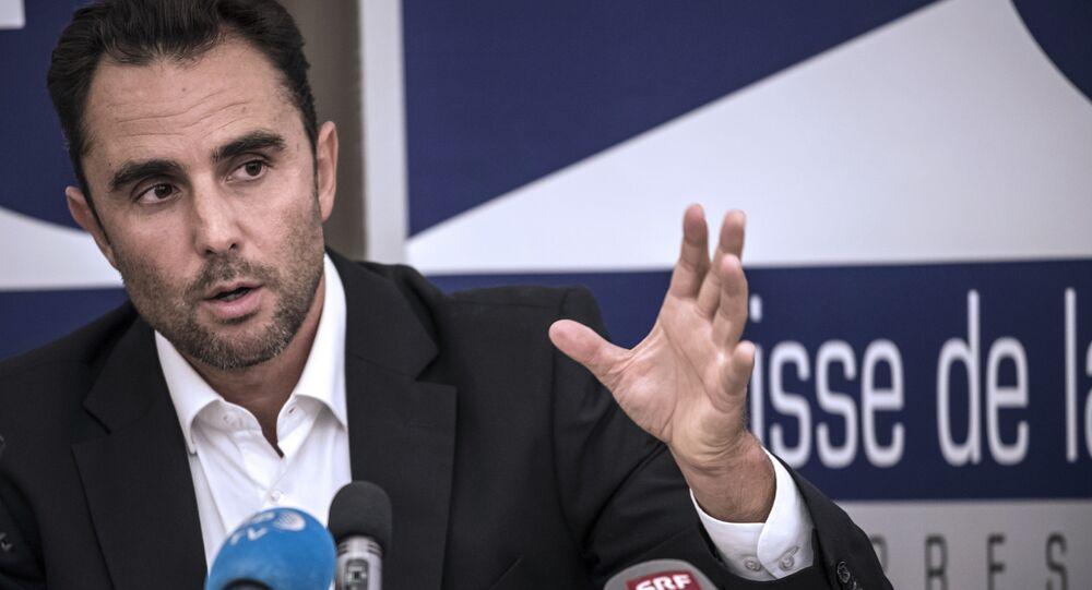 Hervé Falciani, el exempleado de HSBC (archivo)