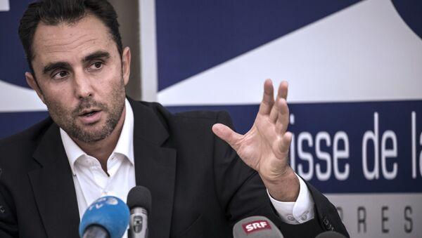 Hervé Falciani, el exempleado de HSBC - Sputnik Mundo