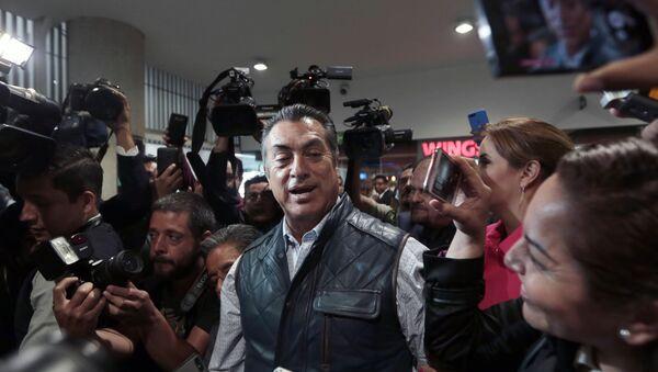 Jaime Rodríguez Calderón, candidata presidencial mexicano - Sputnik Mundo