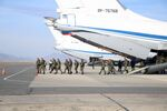 Policía militar de Rusia en Siria (archivo)