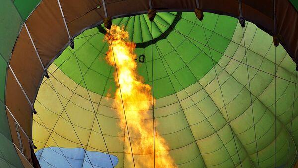 Globo aerostático (imagen referencial) - Sputnik Mundo