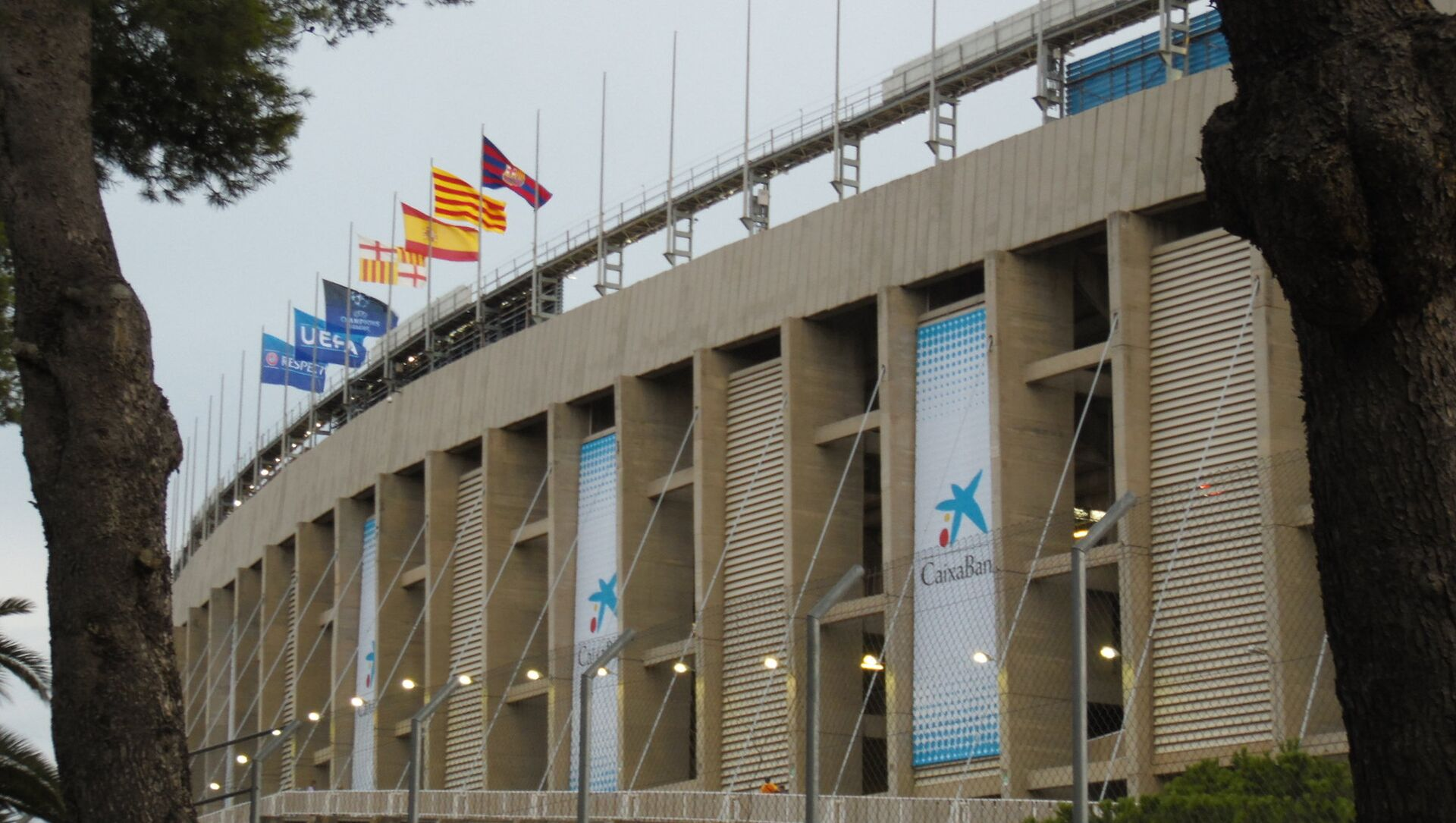 El estadio Camp Nou, Barcelona - Sputnik Mundo, 1920, 01.08.2018
