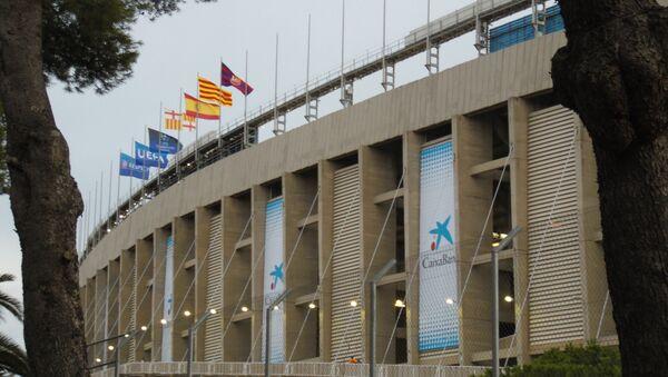 El estadio Camp Nou, Barcelona - Sputnik Mundo