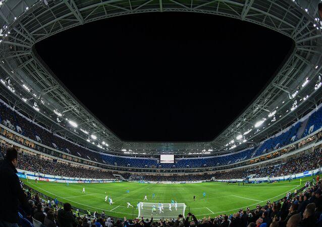 El nuevo estadio de Kaliningrado