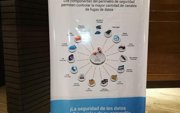 Conferencia de SearchInform, empresa rusa líder en seguridad informática, en Buenos Aires - Sputnik Mundo