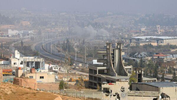 La ciudad de Duma, Siria (archivo) - Sputnik Mundo