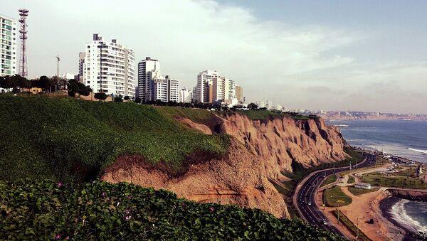 Lima, Perú - Sputnik Mundo