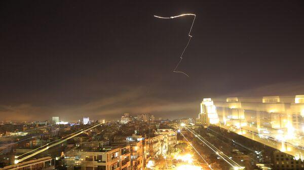 Un ataque en Siria (archivo) - Sputnik Mundo