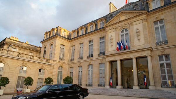 Palacio del Elíseo en París - Sputnik Mundo