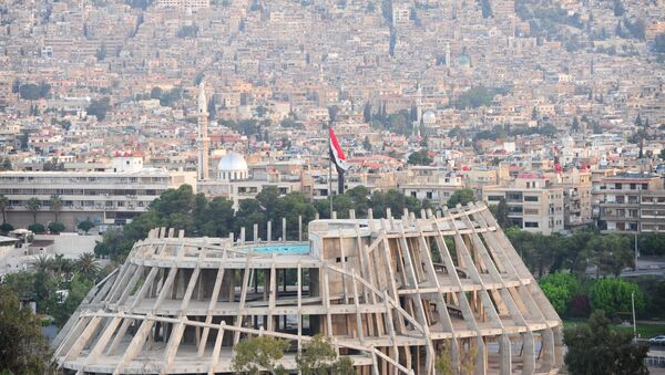 Damasco, la capital de Siria (archivo) - Sputnik Mundo
