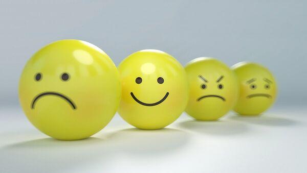 Emociones, imagen referencial - Sputnik Mundo