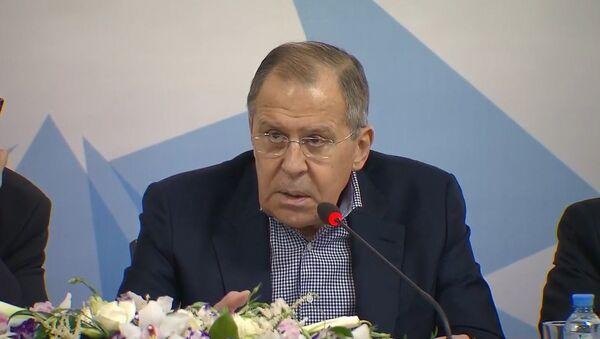 El ministro de Exteriores ruso revela qué sustancia envenenó a los Skripal - Sputnik Mundo