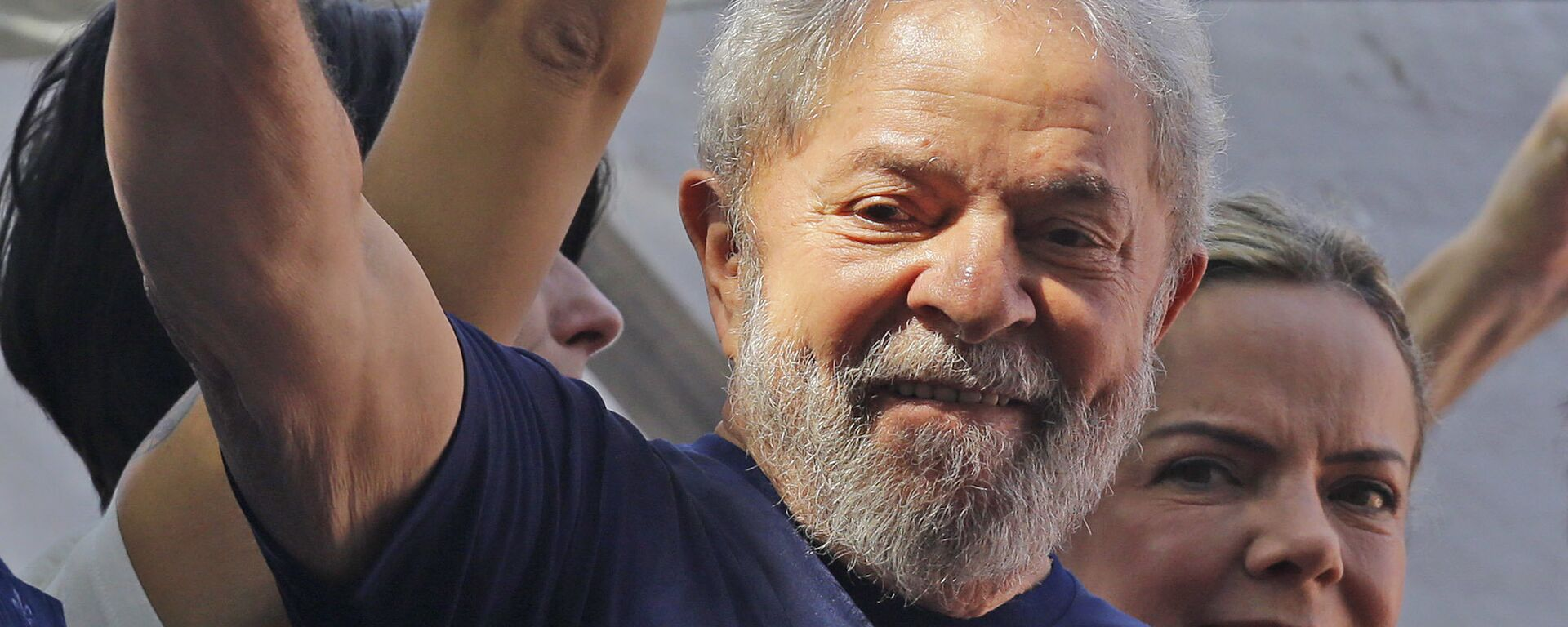 Luiz Inácio Lula da Silva, expresidente de Brasil  - Sputnik Mundo, 1920, 17.08.2021