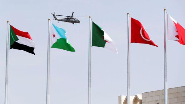 La cumbre de la Liga de los Estados Árabes - Sputnik Mundo