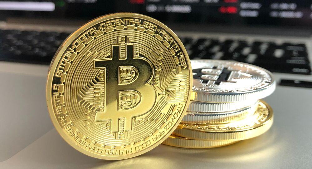 Bitcóin, moneda criptográfica