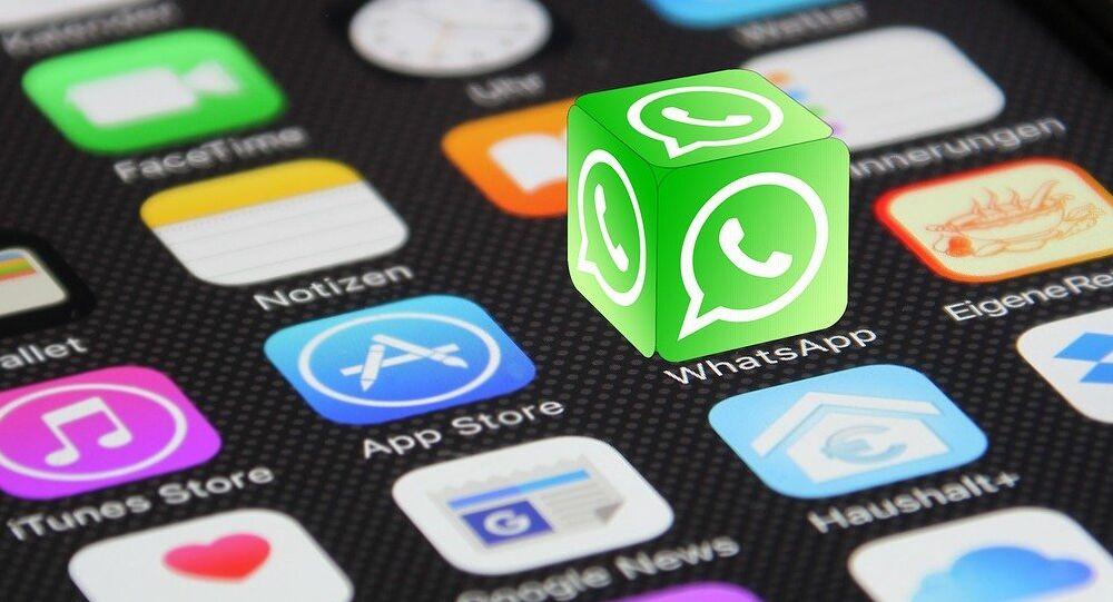 WhatsApp, servicio de mensajería instantánea