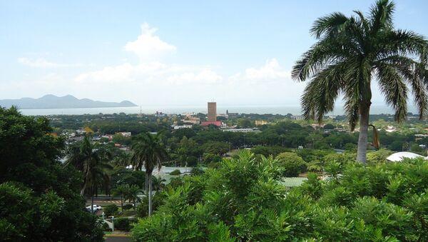 Managua, capital de Nicaragua - Sputnik Mundo