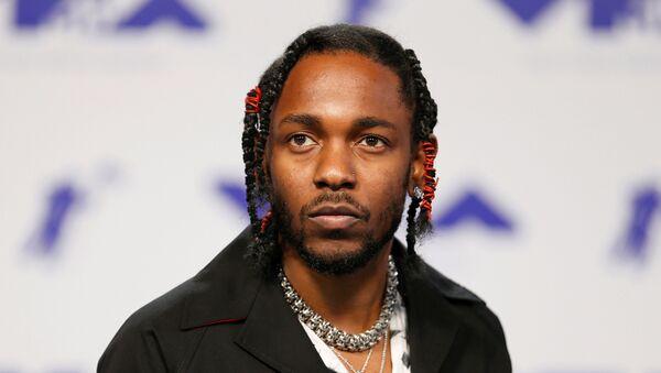 Kendrick Lamar, rapero estadounidense - Sputnik Mundo