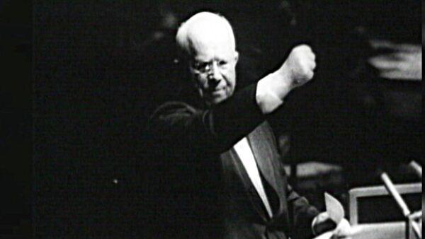 Jruschov: un líder contradictorio que acabó con el culto a Stalin - Sputnik Mundo