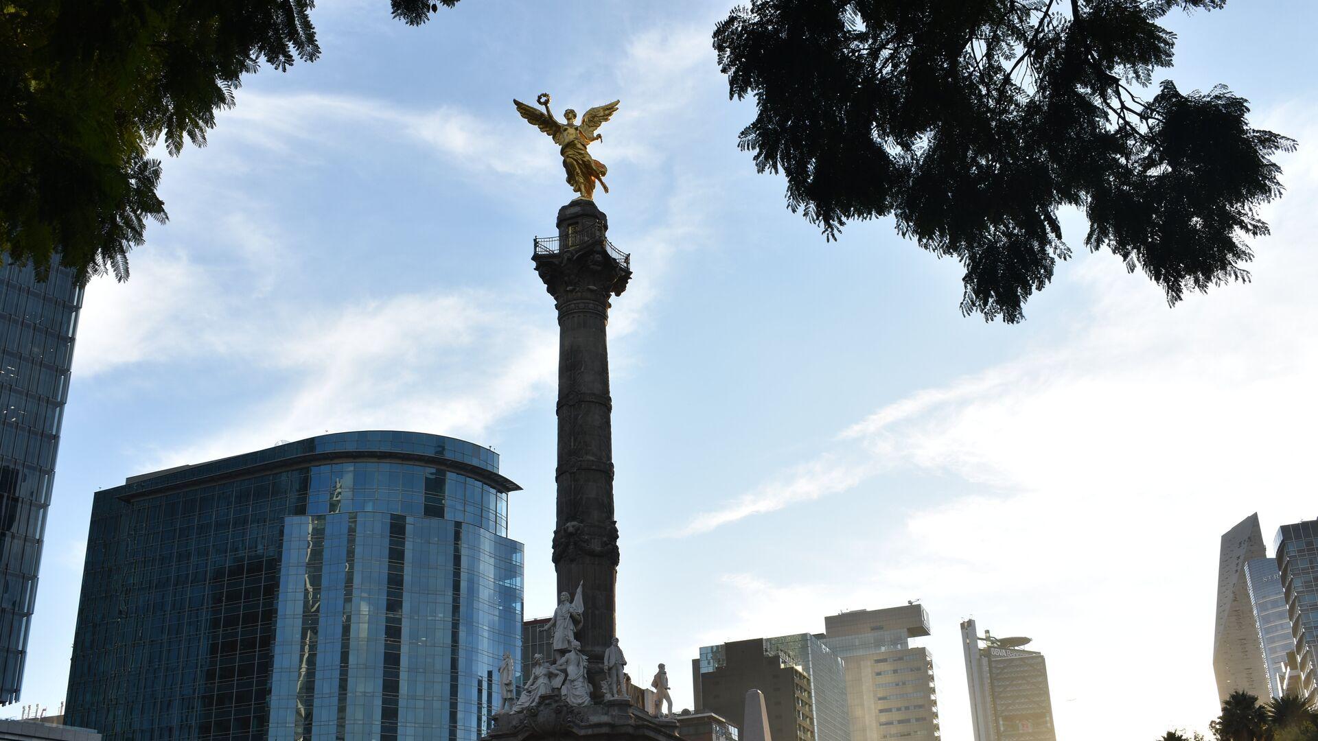 Ciudad de México - Sputnik Mundo, 1920, 09.04.2021