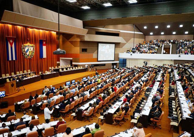Asamblea Nacional de Cuba vota a sus autoridades