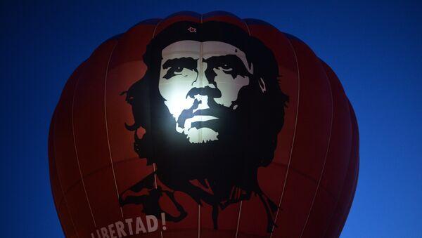 Retrato de Che Guevara - Sputnik Mundo