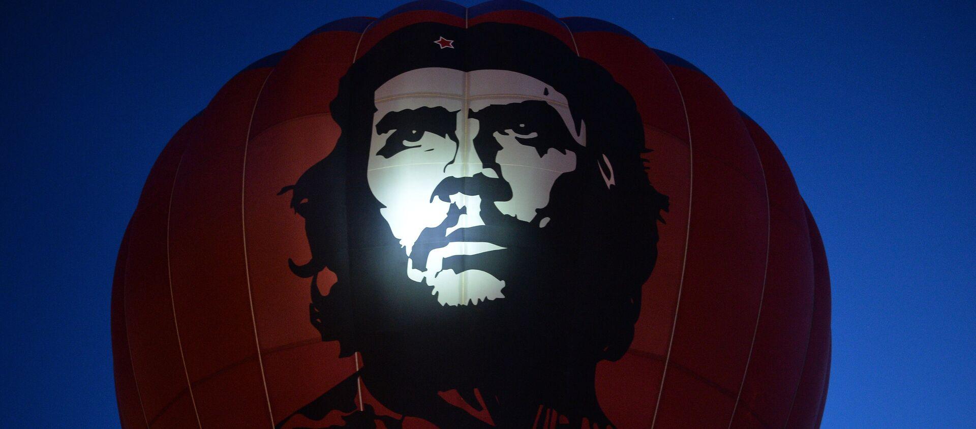 Retrato de Che Guevara - Sputnik Mundo, 1920, 18.04.2018