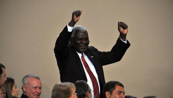 Esteban Lazo, presidente de la Asamblea Nacional de Cuba - Sputnik Mundo